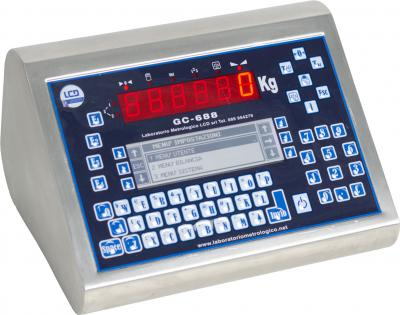 Terminale Elettronico mod. GC688