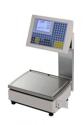 GC-Equa 6000 Bilancia retail
