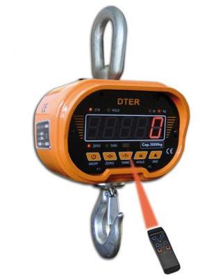 GC-DTER Dinamometro digitale fino a 5000kg