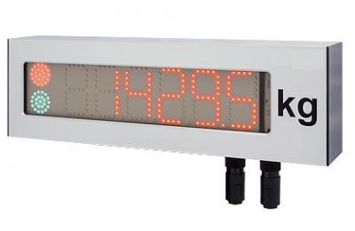 GC-RPS Ripetitore di Peso con semaforo incorporato