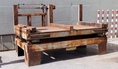 CU-00818 Pesaferro meccanica usata