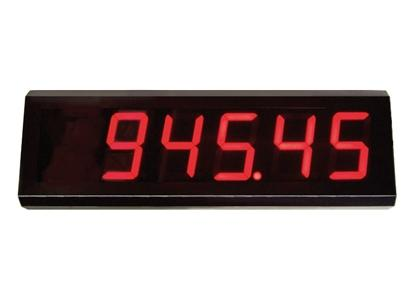 GC-RPSL Ripetitore di peso a LED rossi
