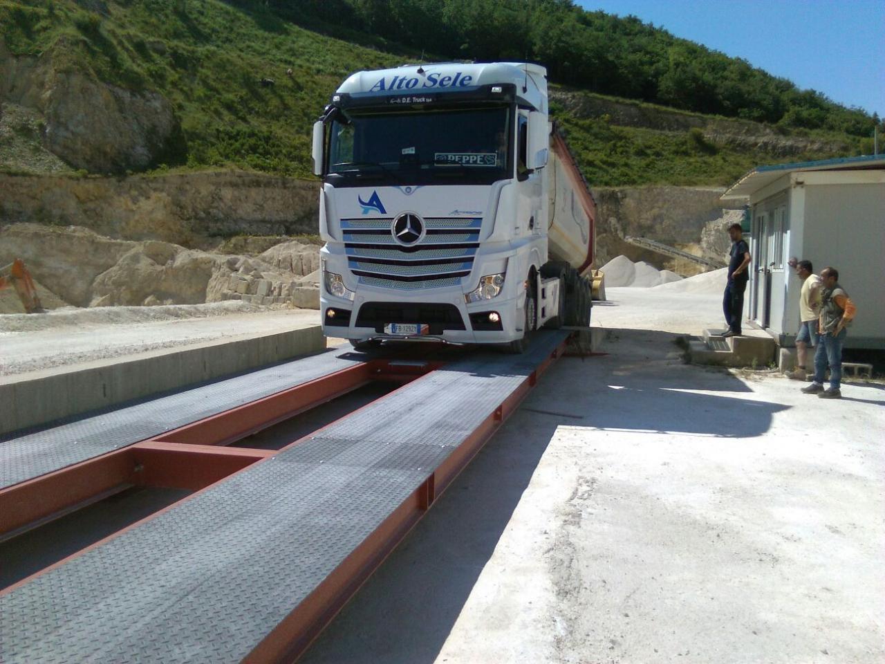 Pesa a ponte trasportabile MWB162-C