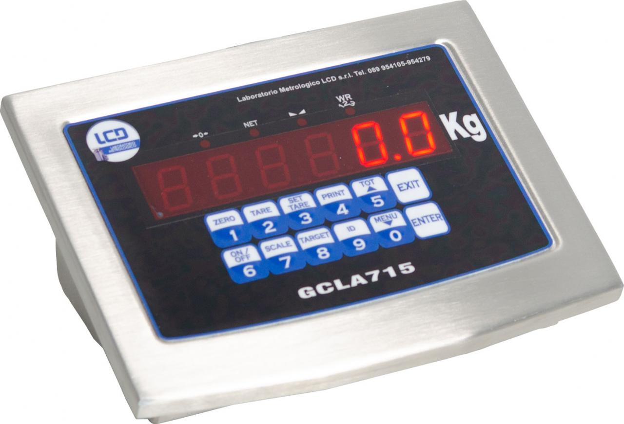 Terminale mod. GC715